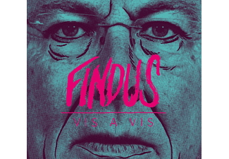 Findus - Vis A Vis - (CD)