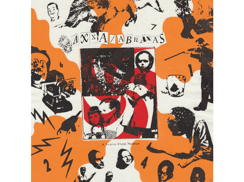 Axxa, Abraxas - Axxa/Abraxas [CD]