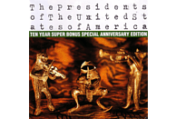 The Presidents Of The United States Of America - Ten Year Super Bonus Special Anniversary Edition [CD]