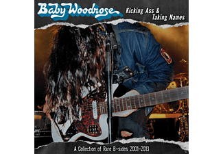Baby Woodrose - Kicking Ass & Taking Names  - (CD)
