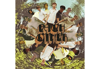 Each Other - Being Elastic  - (CD)