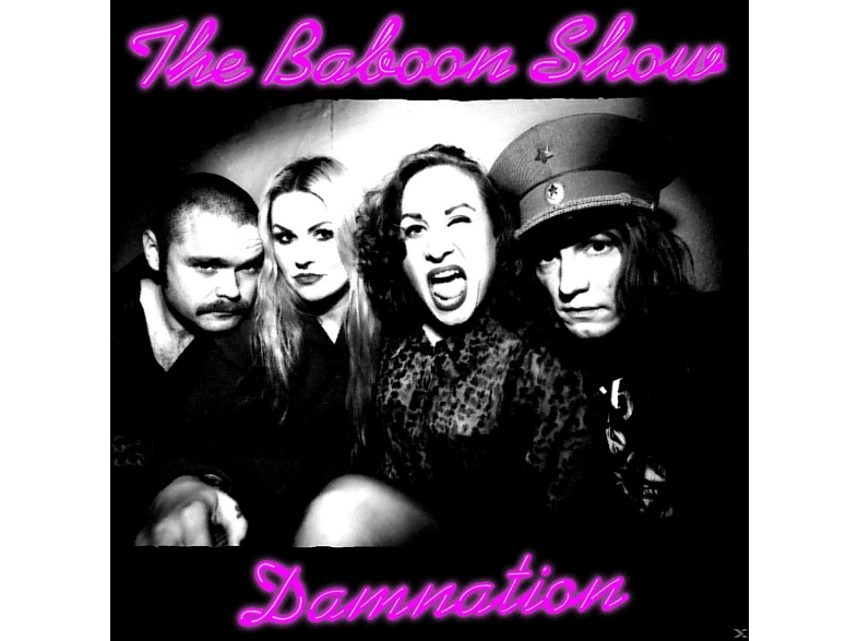 The Baboon Show - Damnation [CD]