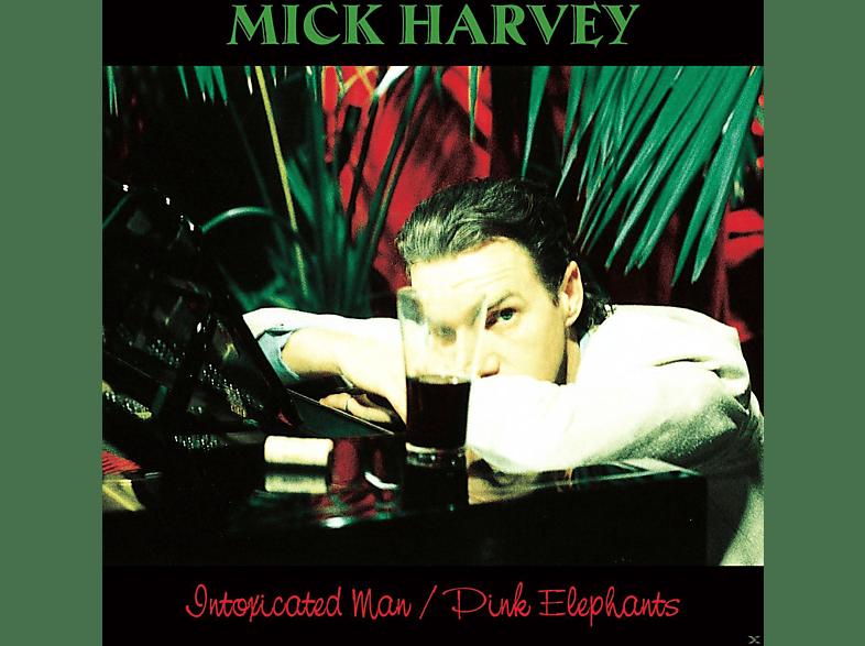 Mick Harvey - Intoxicated Man/Pink Elephants [CD]