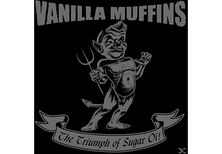 Vanilla Muffins - The Triumph Of Sugar Oi! (Ltd.Digipak) - (CD)
