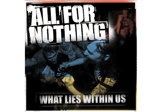 All For Nothing - What Lies Within Us  - (CD)