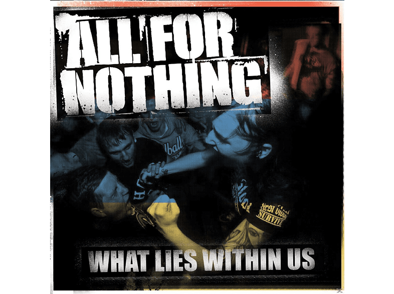 All For Nothing - What Lies Within Us [CD]