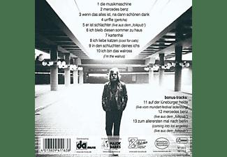 Klaus Lage - Musikmaschine  - (CD)