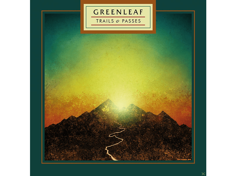 Greenleaf - Trails & Passes [CD]