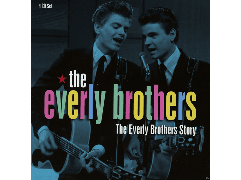 The Everly Brothers - The Everly Brothers Story [CD]