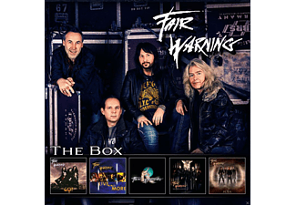 Fair Warning - The Box  - (CD)
