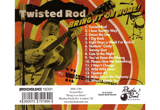 Twisted Rod - Bring It On Home! - (CD)