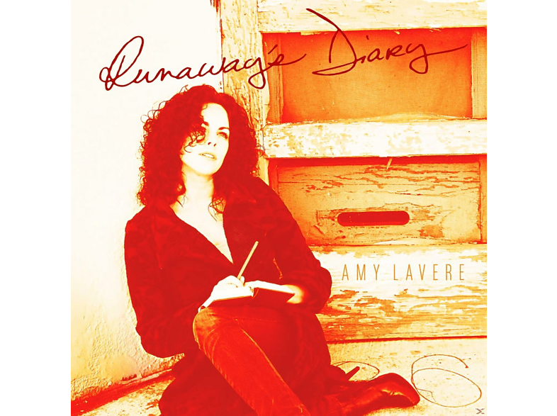 Amy Lavere - Runaway's Diary [CD]