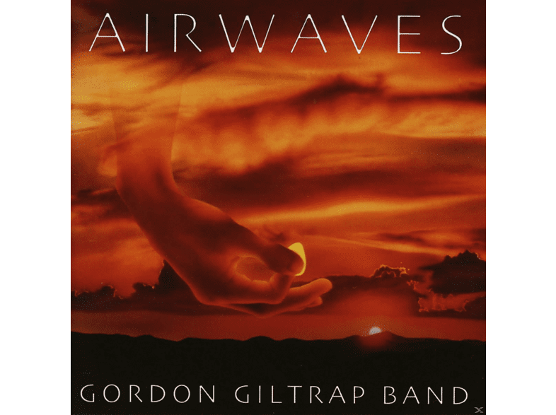 Gordon Band Giltrap - Airwaves (Expanded & Remastered Edition) [CD]