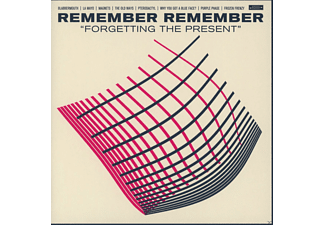 Remember Remember - Forgetting The Present  - (CD)