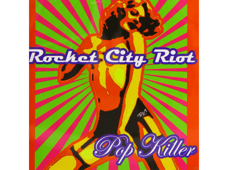 Rocket City Riot - Pop Killer [CD]
