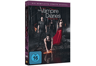 The Vampire Diaries - Staffel 5 [DVD]