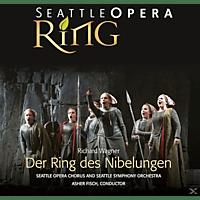 Asher/seso/seattle Opera Chorus Fisch - Der Ring Des Nibelungen [CD]