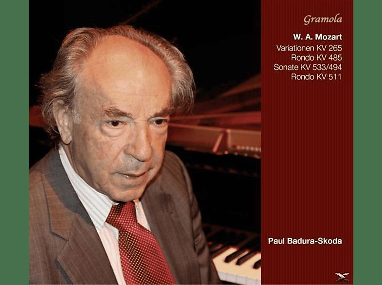 Paul Badura-skoda - Klavierwerke [CD]