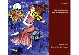 Adler/Gremmelspacher - Viloa in Exile - (CD)