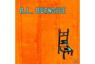 R.L. Burnside - Wish I Was In Heaven Sitting Down [CD]