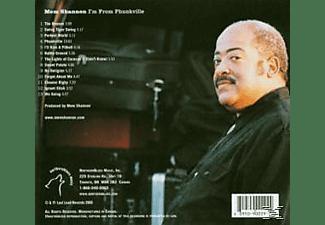 Mem Shannon - I'm From Phunkville  - (CD)