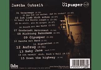 Sascha Gutzeit - Ölpumper  - (CD)