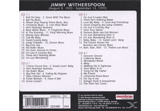 Jimmy Witherspoon - Jimmy Witherspoon-California Blues  - (CD)