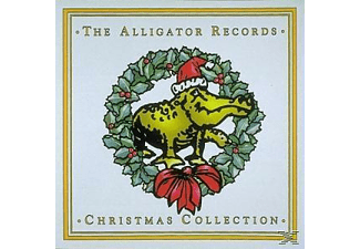 VARIOUS - The Alligator Records Christma  - (CD)