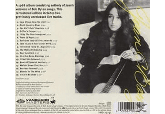 Joan Baez - Any Day Now  - (CD)