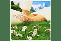 various/francesco diaz - An Exciting House Mix For A Lovely Springwalk [CD]