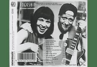 Rockship - Rough Enough  - (CD)