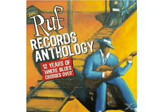 VARIOUS - 12 YEARS OF RUF RECORDS ANTHOLOGY  - (Vinyl)