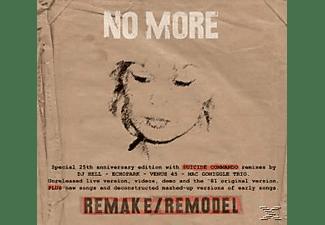 No More - Remake/Remodel (7 Videotracks)  - (CD)
