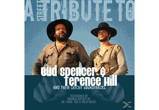 VARIOUS - A Street Tribute To Bud Spencer & Terence Hill  - (CD)