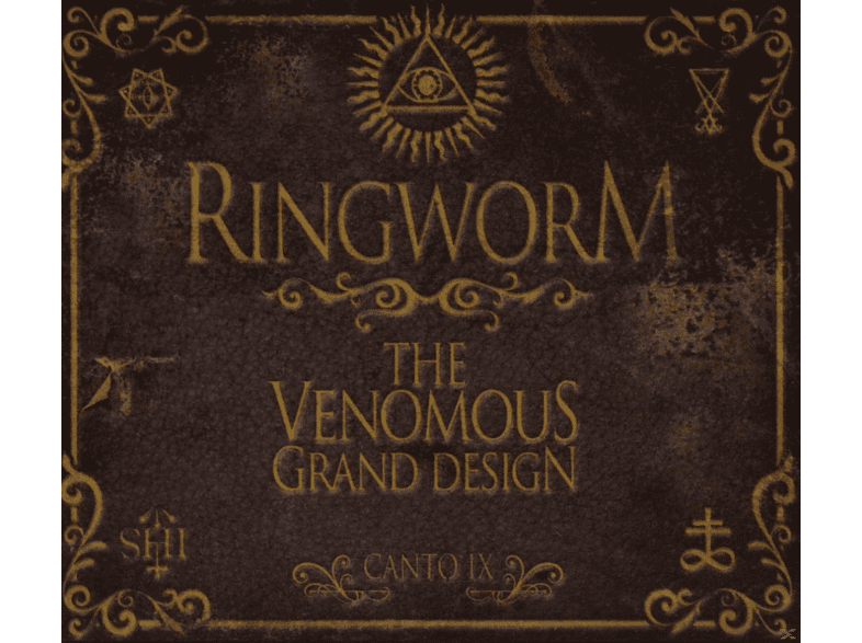 Ringworm - The Venomous Grand Design [CD]
