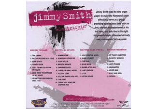 Jimmy Smith - Electrifyin'  - (CD)