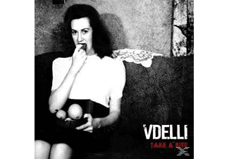 Vdelli - Take A Bite  - (CD)