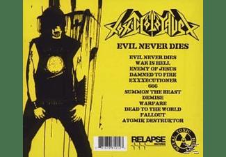 Toxic Holocaust - Evil Never Dies  - (CD)