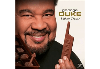 George Duke - Dukey Treats  - (CD)