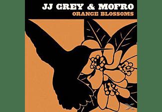 Jj Grey - Orange Blossoms  - (CD)