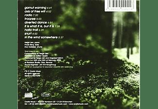 Helge Trio Lien - Hello Troll  - (CD)