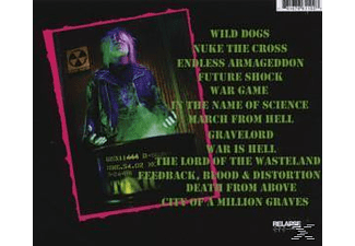 Toxic Holocaust - An Overdose Of Death  - (CD)