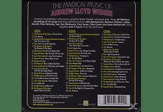 Andrew Lloyd Webber - Magical Music Of  - (CD)