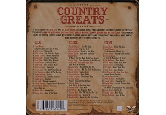 VARIOUS - Country Greats (Lim.Metalbox Ed.)  - (CD)