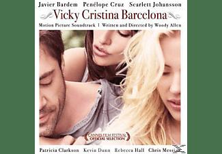 VARIOUS - Vicky Cristina Barcelona  - (CD)