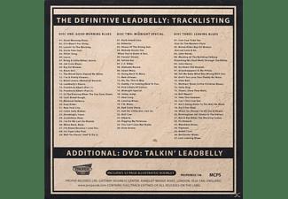 Leadbelly - 60th Anniversary Edition / 3CD+DVD  - (CD)