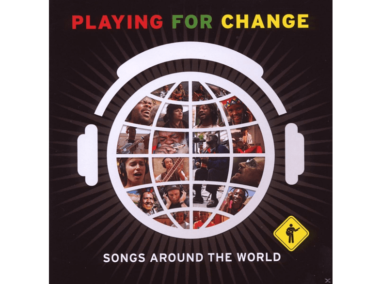 Playing For Change - Songs Around The World [CD + DVD Video]