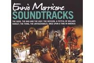 VARIOUS - Ennio Morricone Soundtracks [CD]