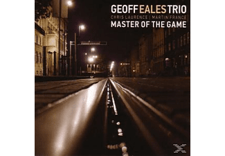 Geoff Eales Trio - Master Of The Game  - (CD)
