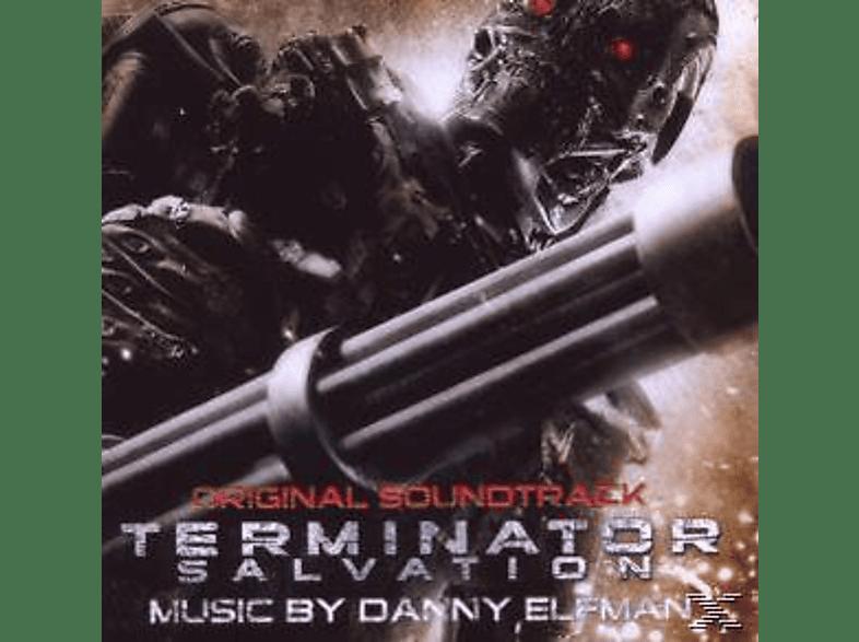 VARIOUS - Terminator Salvation [CD]